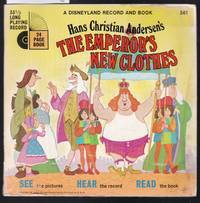 The Emperor's New Clothes - A Disneyland Record and Book No.341 by Walt Disney - Hardcover - Reprint - 1977 - from Laura Books (SKU: 029094)