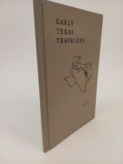 Reprinted from CENTRAL TEXAS ARCHAEOLOGIST No. 7 October 1956. Hardcover. thin 8vo.; VG; spine grey ...
