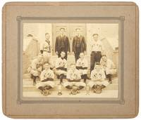 [Photograph]: Middle Township High School Base Ball Team. Circa 1925