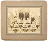 image of [Photograph]: Middle Township High School Base Ball Team. Circa 1925