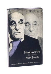 Hesitant Fire: Selected Prose of Max Jacob