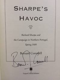 image of Sharpe's Havoc: Richard Sharpe_the Campaign in Northern Portugal, Spring 1809 (Richard Sharpe's Adventure Series #7)