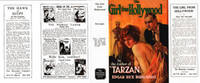 image of The Girl From Hollywood (Facsimile Dust Jacket Only for first Ed. book-NO BOOK)