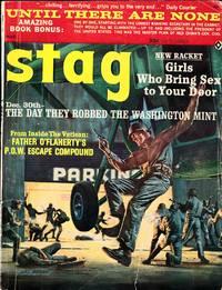 Stag (Vintage adventure magazine, Mar 1965)