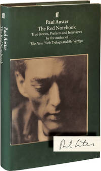 image of The Red Notebook (Signed First UK Edition)