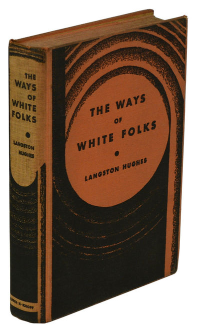 Abaa The Ways Of White Folks By Hughes Langston Search For Rare