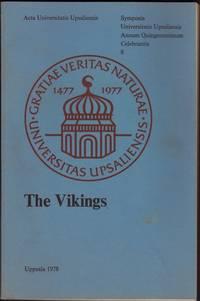 image of VIKINGS. Proceedings of the Symposium of the Faculty of Arts of Uppsala University June 6-9, 1977. Acta Universitatis Upsaliensis 8, The.