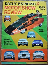 image of Daily Express Motor Show Review 1975 Cars