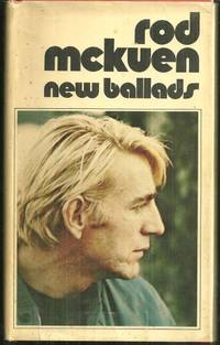 NEW BALLADS by  Rod McKuen - Hardcover - Second Printing - 1970 - from Gibson's Books and Biblio.com