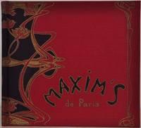 MAXIM'S DE PARIS.