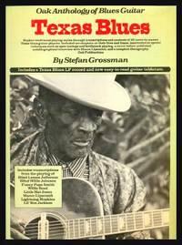 image of TEXAS BLUES - Oak Anthology of Blues Guitar
