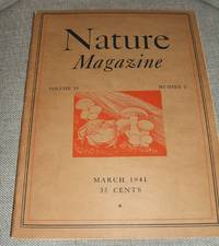 image of Nature Magazine for March 1941