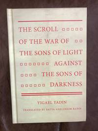 image of The Scroll of the War of the Sons of Light Against the Sons of Darkness