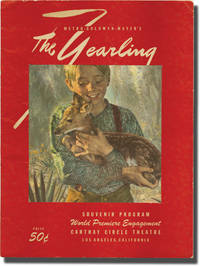 The Yearling (Original program for the 1946 film)