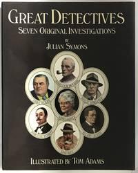 image of Great Detectives; Seven Original Investigations (Association Copy)