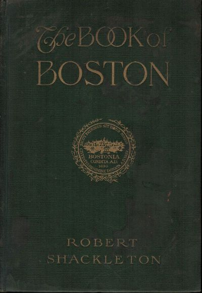 Philadelphia: Penn Publishing, 1916. First edition. Hardcover. Ex-library. Orig. green cloth. Very g...