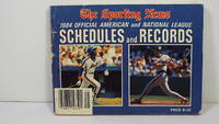 1984 Official American and National League Schedules and Records