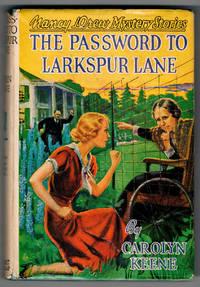 The Password to Larkspur Lane Nancy Drew, Book 10