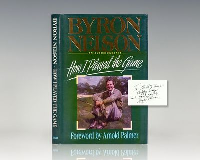 Dallas: Taylor Publishing Company, 1993. First edition of Nelson's autobiography. Octavo, original b...