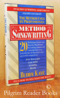 Method Songwriting, The Method Used by Professionals.
