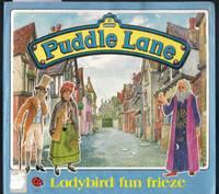 image of Puddle Lane Ladybird Fun Frieze