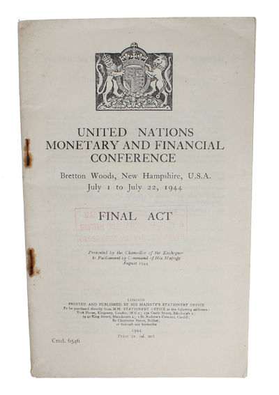 United Nations Monetary and Financial...