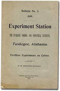 Bulletin No. 3: Fertilizer Experiments in Cotton