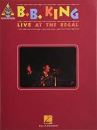 B.B. King - Live At The Regal (Guitar Recorded Versions) by B.B. King - Paperback - 2014-06-05 - from Books Express (SKU: 1480396206n)