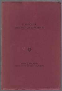Cole Porter: The Life That Late He Led: Program Participants: Ethel Merman, Fred Astaire, Roger Edens, Garson Kanin, Gene Kelly, Alan Jay Lerner, Frank Sinatra