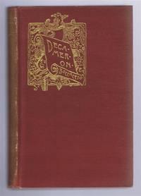 The Decameron Vol. I
