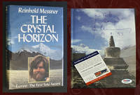 The Crystal Horizon: First Solo Ascent (SIGNED 1st, PSA-Certified)