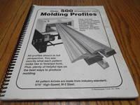 Over 500 Woodmaster Molding Profiles