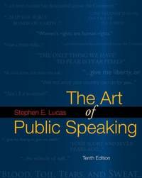 image of The Art of Public Speaking with Connect Lucas