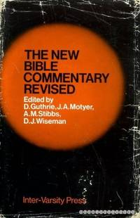 image of New Bible Commentary. Third Edition