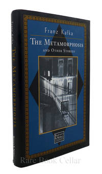 image of THE METAMORPHOSIS AND OTHER STORIES