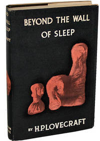 Beyond the Wall of Sleep with Signed August Derleth Letters to Clark Ashton Smith