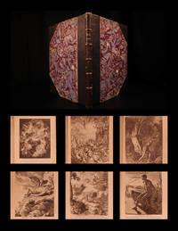 Temple des muses, ou, Collection des sujets les plus intéressans de la mythologie : gravés...