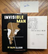 Invisible Man: A Novel by  Ralph Ellison - Signed First Edition - 2002 - from Bren-Books.com (SKU: 009598)