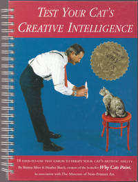 image of Test Your Cat's Creative Intelligence: Eighteen Easy-To-Use Test Cards to  Verify Your Cat's Artistic Ability