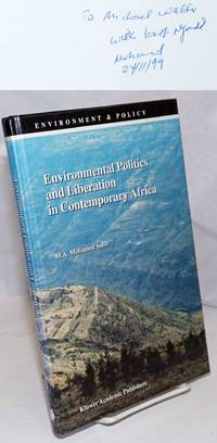 image of Environmental Politics and Liberation in Contemporary Africa