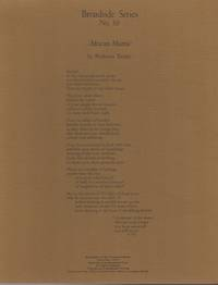AFRICAN MAMA (Broadside Series No. 89)
