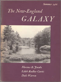 image of Vintage Issue of the New England Galaxy for Summer 1966