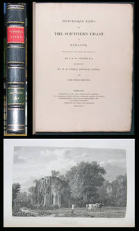 PICTURESQUE VIEWS ON THE SOUTHERN COAST OF ENGLAND  [ 2 VOLS BOUND AS ONE ]