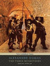 image of The Three Musketeers (Tantor Unabridged Classics)