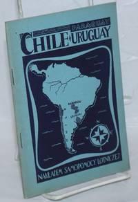 image of Chile, Uruguay, Paraguay: broszura informacyjna