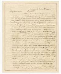 AUTOGRAPH LETTER SIGNED (ALS) on The Presidential Election: This is a Tide in Our Favor