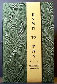 HYMN to PAN (limited hand-bound edition of only 150 copies)