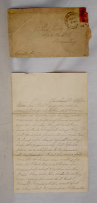 3 Page Autographed Letter By a Criminal Evading the Pinkertons