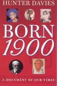 image of Born 1900