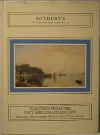 Paintings From the Paul Mellon Collection